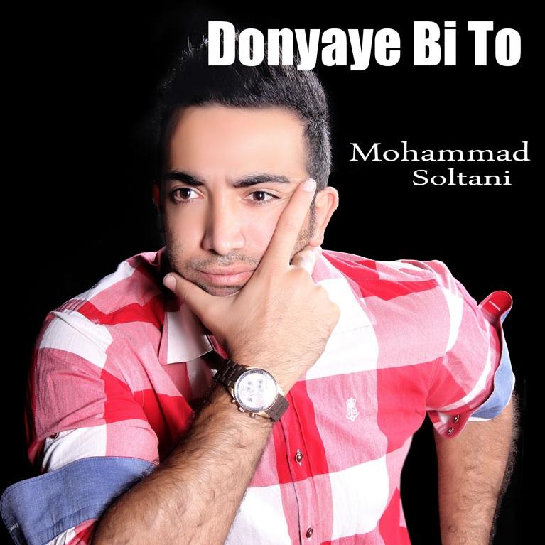 دانلود آهنگ جدید محمد سلطانی به نام دنیای بی تو