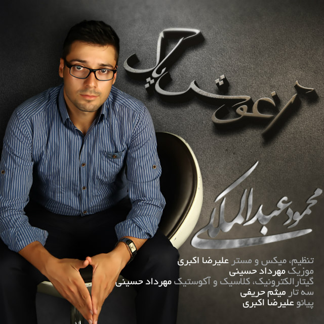 دانلود آهنگ جدید محمود عبدالمالکی به نام آغوش پاک