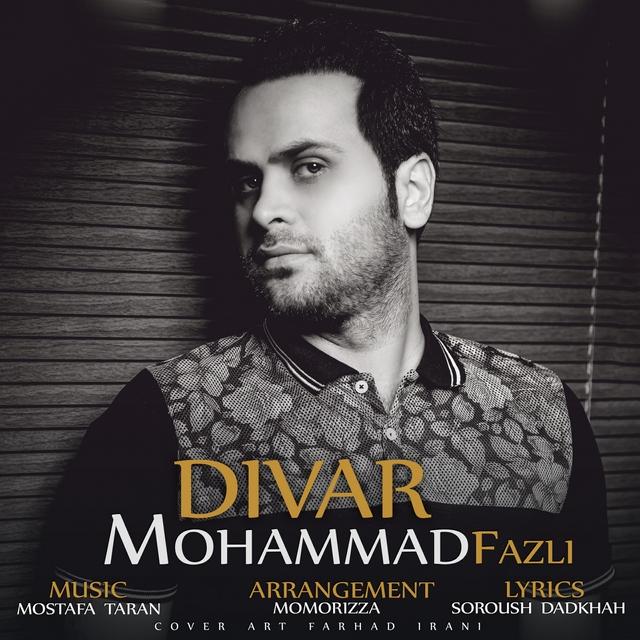 دانلود آهنگ جدید محمد فاضلی به نام دیوار