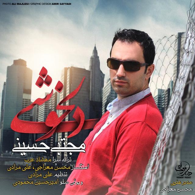 دانلود آهنگ جدید مجتبی حسینی به نام دلخوشی