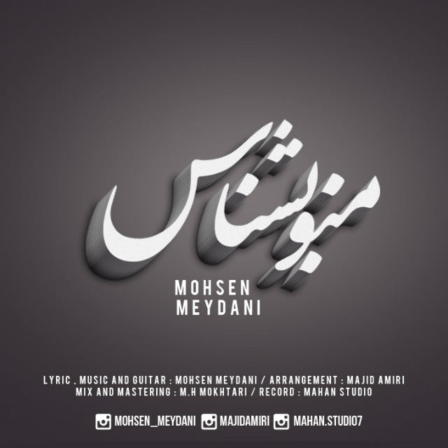 دانلود آهنگ جدید محسن میدانی به نام منو بشناس