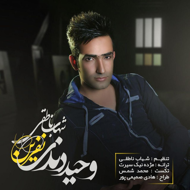دانلود آهنگ جدید وحید دندی به نام شهاب ناطقی