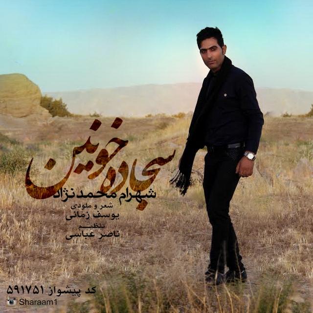 دانلود آهنگ جدید شهرام محمد نژاد به نام سجاده خونین