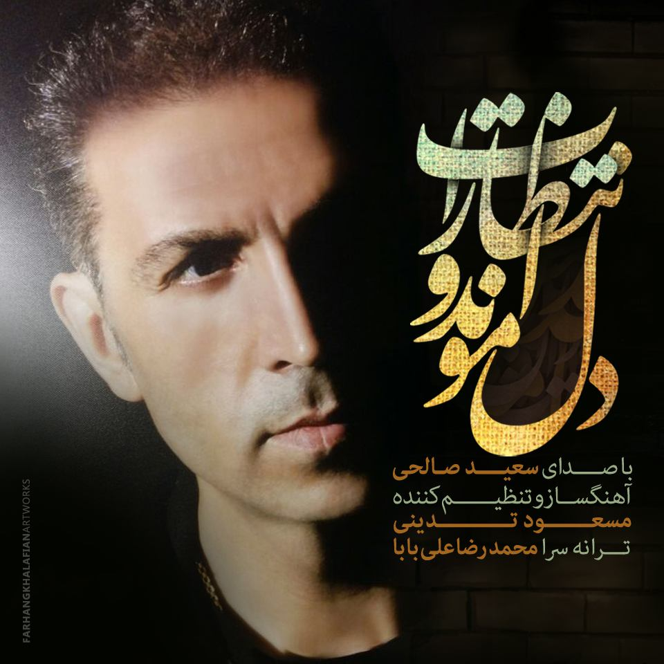 دانلود آهنگ جدید سعید صالحی به نام دل موندو انتطارات