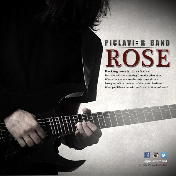 دانلود آهنگ جدید گروه راک ایرانی پیکلاویه به نام رز