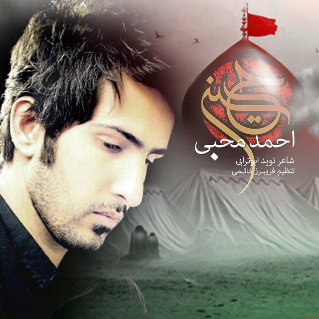 دانلود آهنگ جدید احمد محبی به نام حسینم