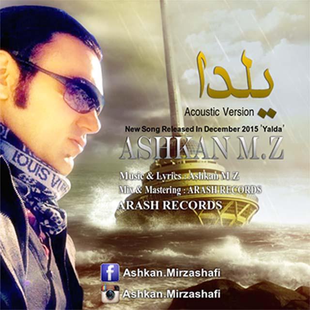 دانلود آهنگ جدید Ashkan M.Z به نام یلدا