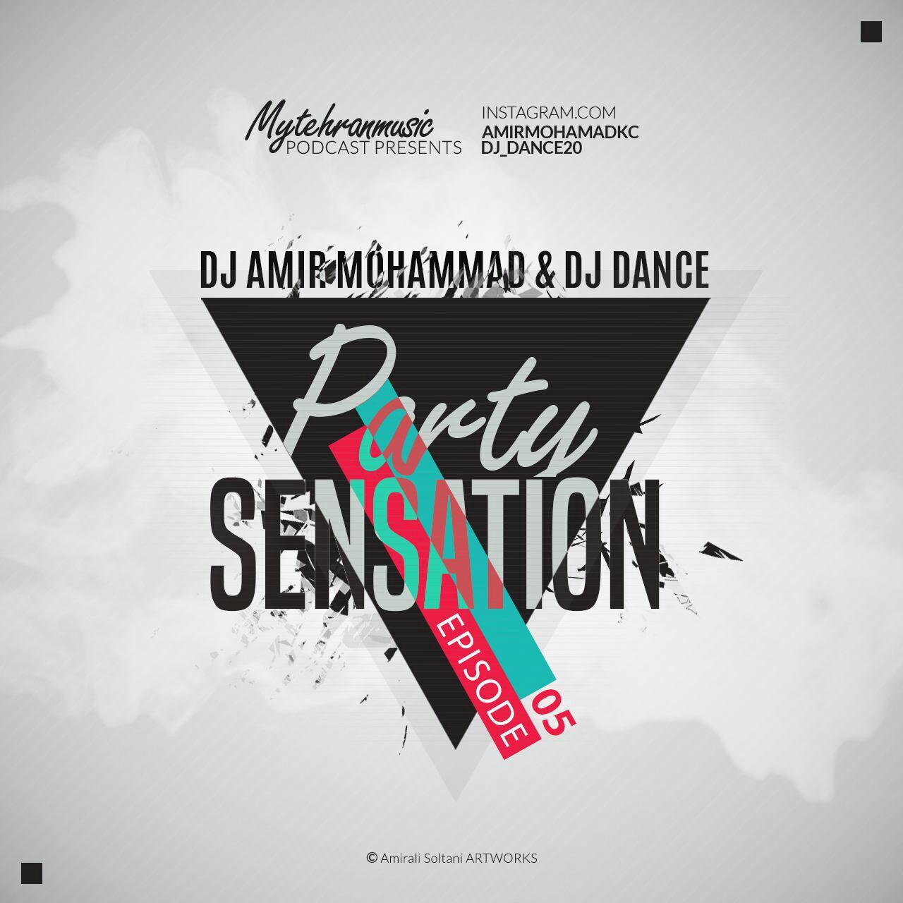 دانلود قسمت پنجمن از برنامه Party Sensation