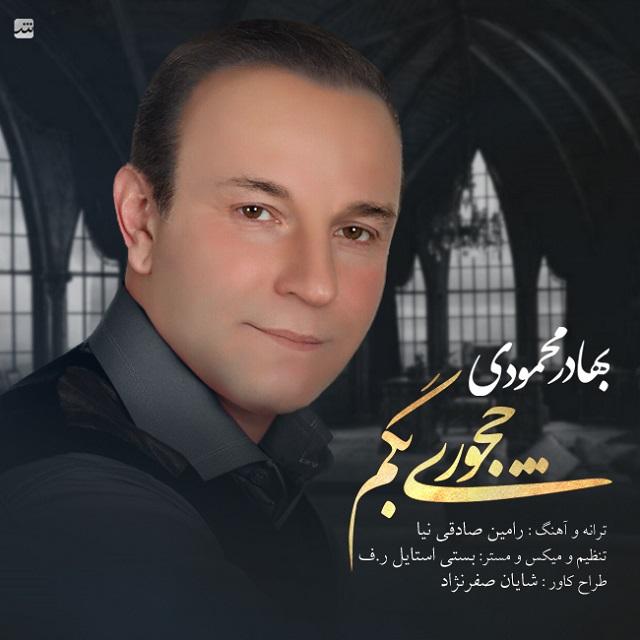 دانلود آهنگ جدید بهادر محمودی به نام چجوری بگم