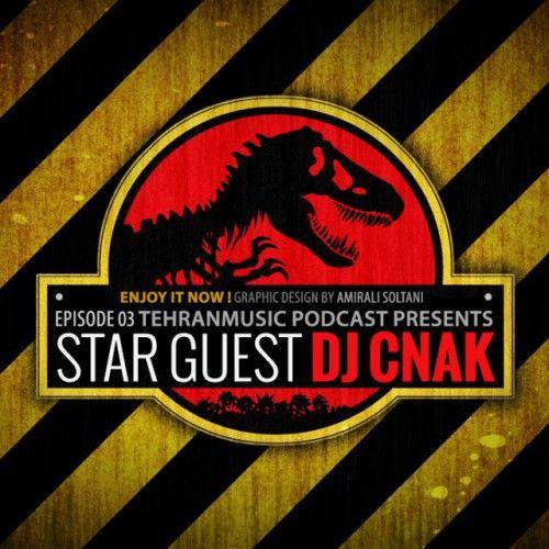 دانلود میکس جدید Dj Cnak به نام  3 Star Guest
