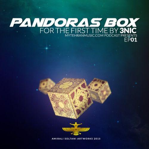 دانلود میکس جدید DJ3NiC به نام Pandora's Box