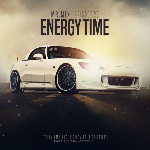 دانلود پادکست جدید انرژی تایم از Mr.Mix