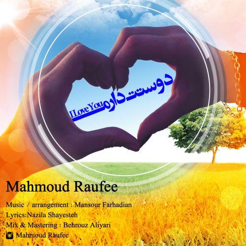 دانلود آهنگ جدید محمود رئوفی به نام دوست دارم