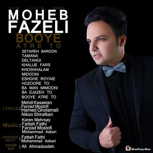 دانلود آلبوم جدید محب فاضلی به نام بوی عطر تو