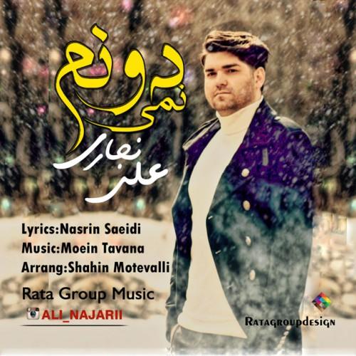 دانلود آهنگ جدید علی نجاری به نام نمیدونم