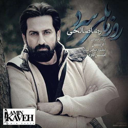دانلود آهنگ جدید رضا صالحی به نام روزهای سرد