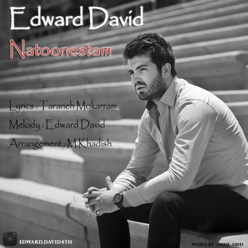 دانلود آهنگ جدید ادوارد دیوید به نام نتونستم