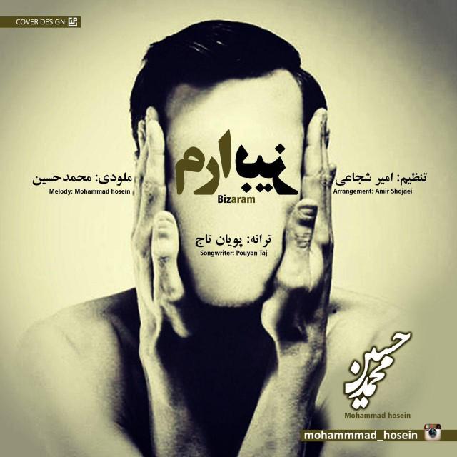 دانلود آهنگ جدید محمد حسین به نام بیزارم