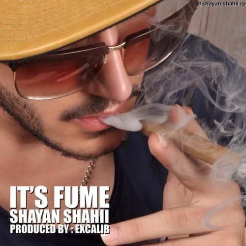 دانلود آهنگ جدید شاهین صالحی به نام Its Fume