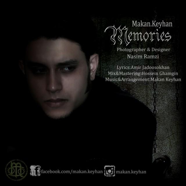 دانلود آهنگ جدید ماکان کیهان به نام خاطرات