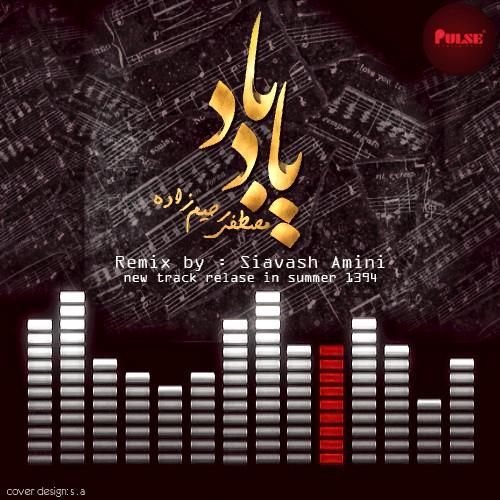 دانلود آهنگ جدید مصطفی رحیم زاده به نام یاد باد