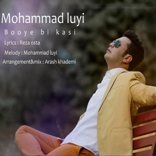 دانلود آهنگ جدید محمد لویی به نام بوی بی کسی