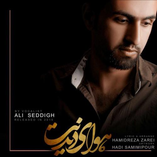 دانلود آهنگ جدید علی صدیق به نام هوای دیدنت