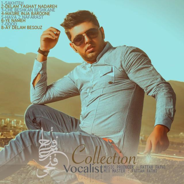 دانلود آلبوم جدید فتاح فتحی به نام کالکشن
