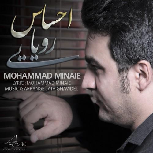 دانلود آهنگ جدید محمد مینایی به نام احساس رویایی