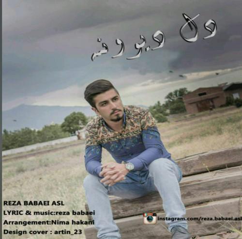 دانلود آهنگ جدید رضا بابایی اصل به نام دل دیوونه