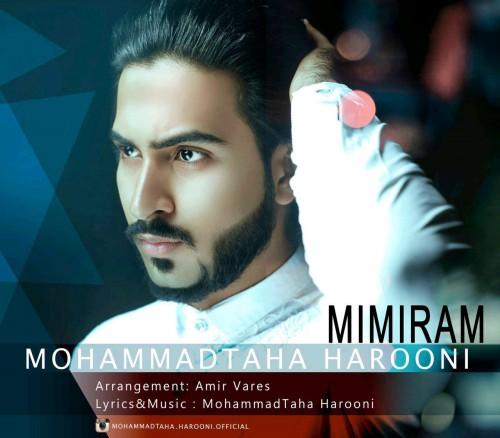 دانلود آهنگ جدید محمد طاها هارونی به نام میمیرم