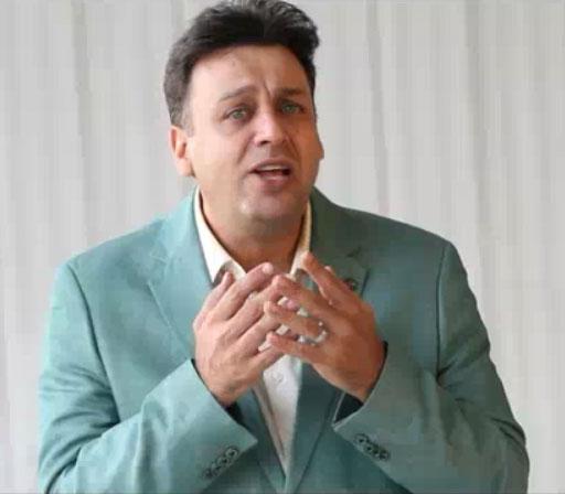 دانلود ویدیو جدید دکتر محمود انصاری بنام بغض بی بارون