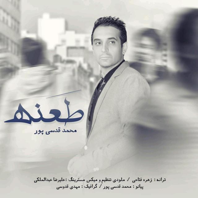 دانلود آهنگ جدید محمد قدسی پور بنام طعنه
