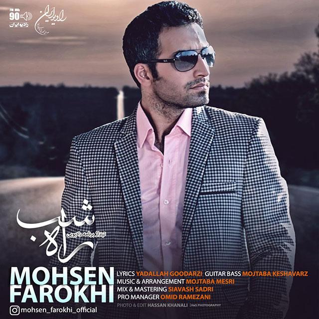 دانلود آهنگ جدید محسن فرخی بنام راه شب