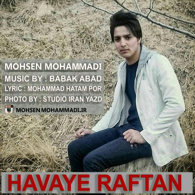 دانلود آهنگ جدید محسن محمدی بنام هوای رفتن