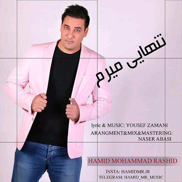 دانلود آهنگ جدید حمید محمد رشید بنام تنهایی میرم