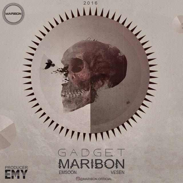 Maribon%20-%20Gadget دانلود آهنگ جدید ماریبون به نام گدجت