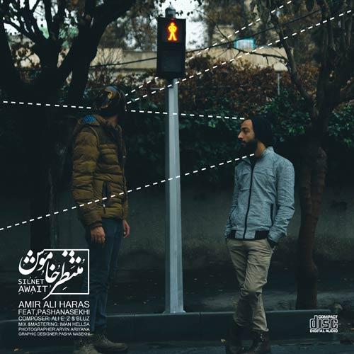 دانلود آلبوم جدید امیر علی هراس به نام منتظر خاموش
