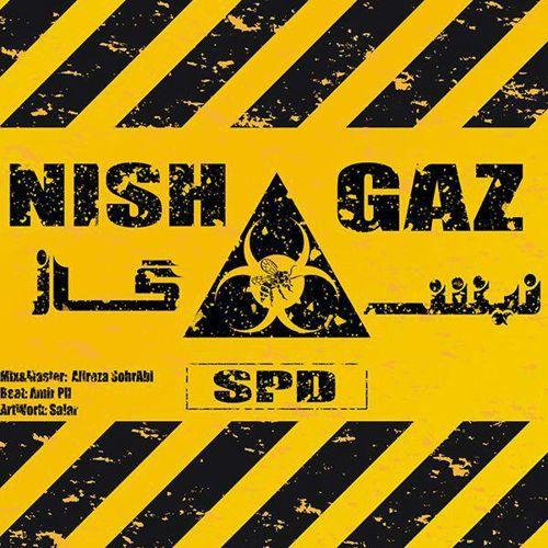 دانلود آهنگ جدید اسپیدی بنام نیش گاز