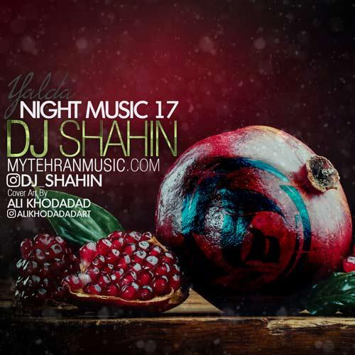 دانلود میکس جدید دی جی شاهین بنام Night Music 17