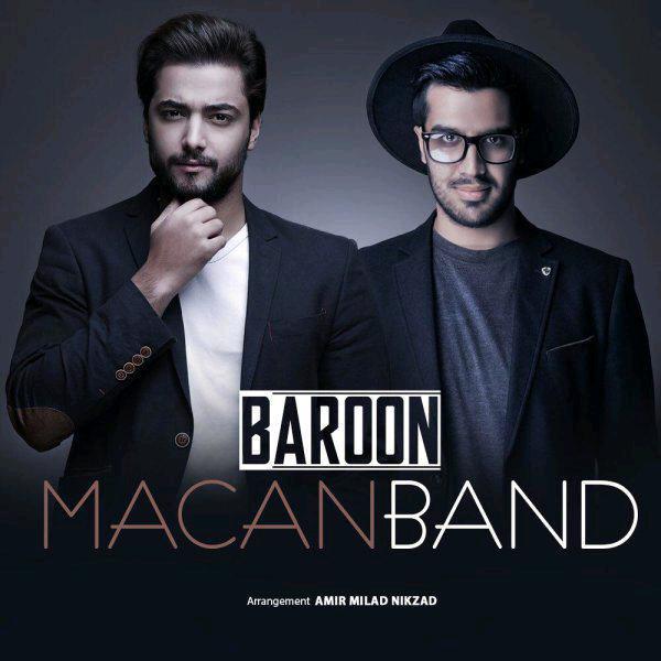 دانلود آهنگ جدید ماکان باند بنام بارون