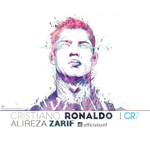 دانلود آهنگ جدید علیرضا ظریف بنام کریستیانو رونالدو