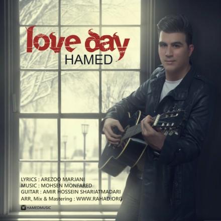 دانلود آهنگ جدید حامد بنام روز عشق