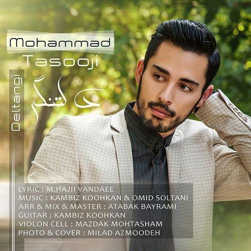 دانلود آهنگ جدید محمد طسوجی بنام دلتنگی
