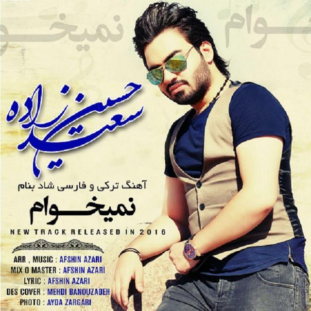 دانلود آهنگ جدید سعید حسین زاده بنام نمیخوام