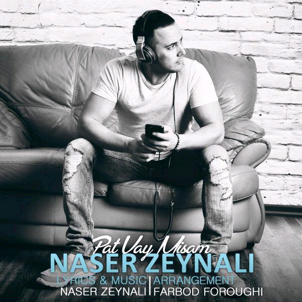 دانلود آهنگ جدید ناصر زینعلی بنام پات وایمیسم