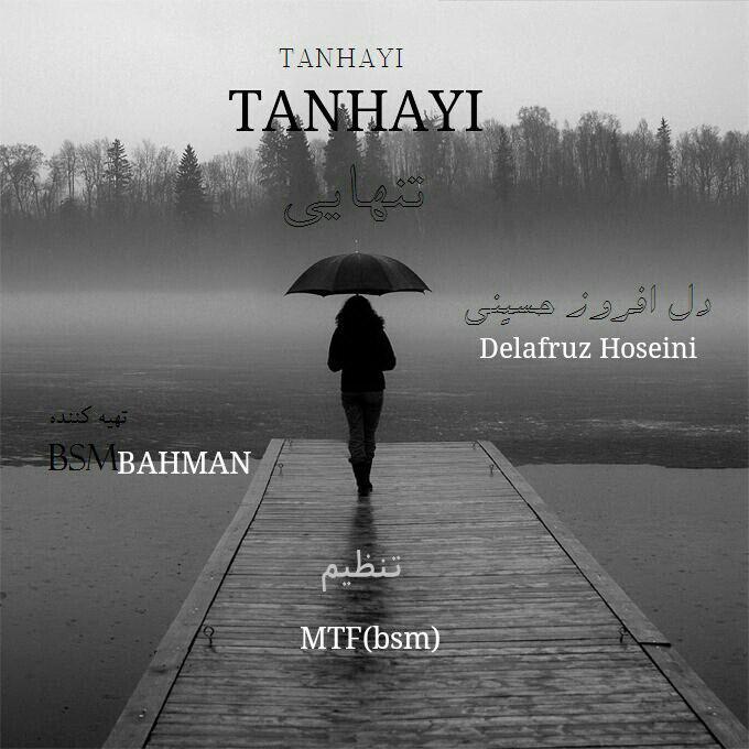 دانلود آهنگ جدید دل افروز حسینی بنام تنهایی