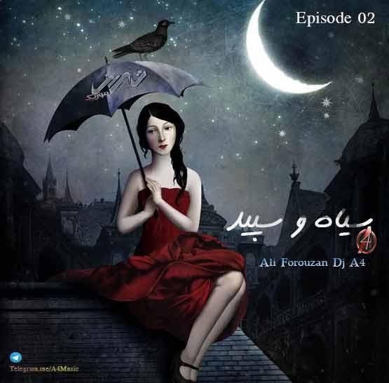 دانلود دومین میکس جدید از علی فروزان به نام سیاه و سپید