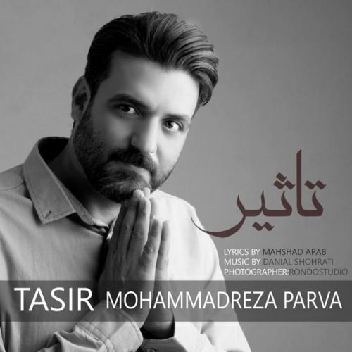دانلود آهنگ جدید محمدرضا پروا – تاثیر
