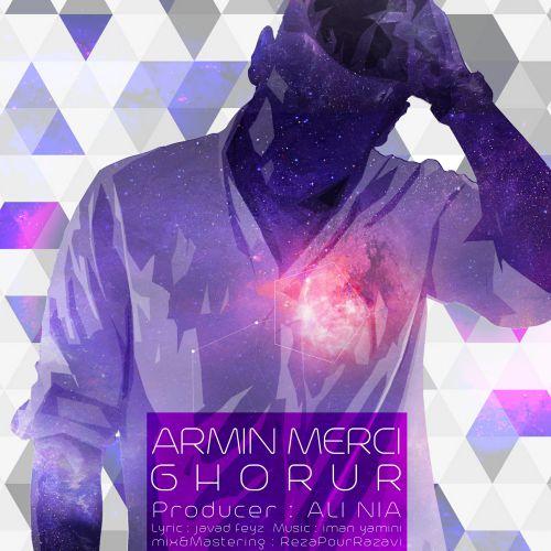 دانلود آهنگ جدید آرمین مرسی بنام غرور